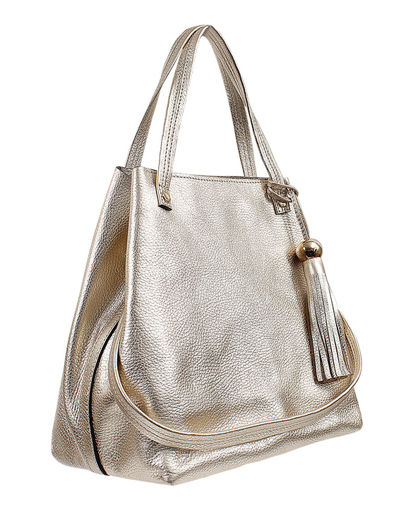 Cartera Tote Bags DS-2782 Color Oro
