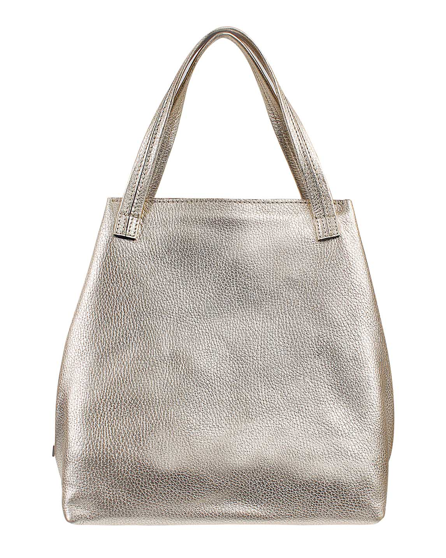Cartera Tote Bags DS-2782 Color Oro
