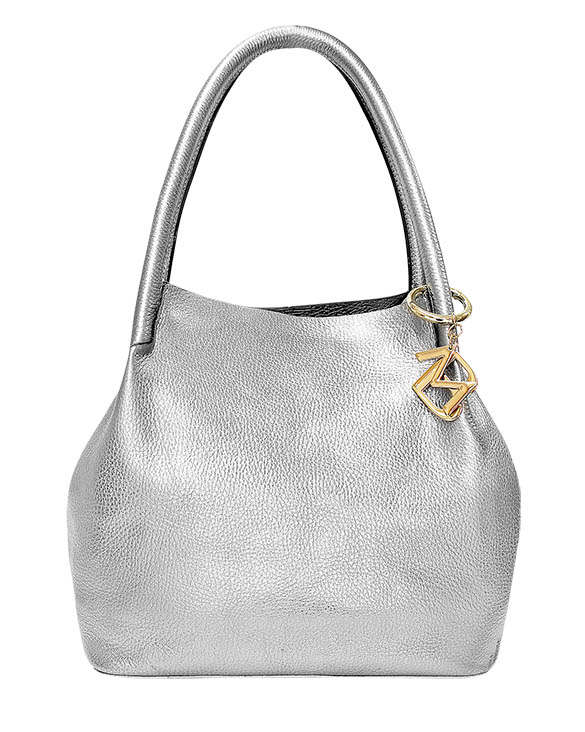 Cartera Tote Bags DS-2836 Color Plata