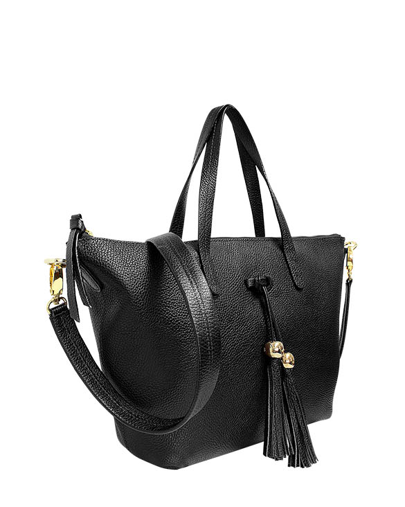 Cartera Tote Bags DS-2894 Color Negro