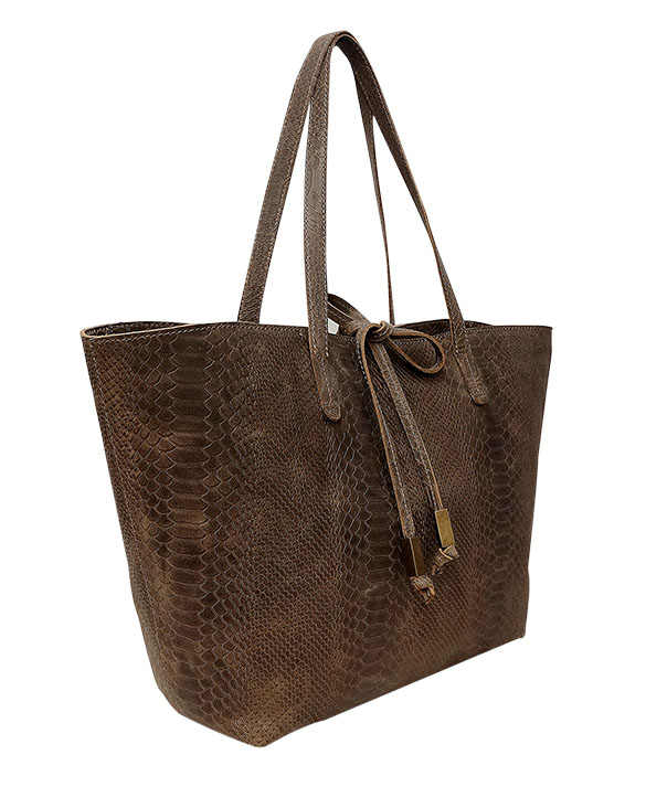 Cartera Tote Bags DS-2923 Color Marrón