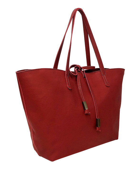 Cartera Tote Bags DS-2923 Color Rojo