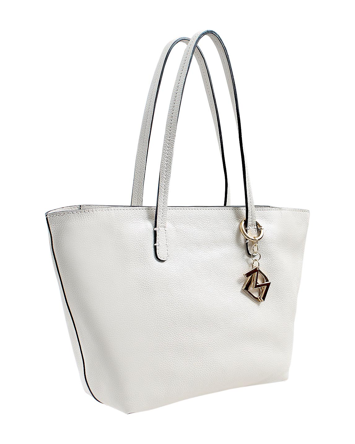 Cartera Tote Bags DS-2934 Color Blanco