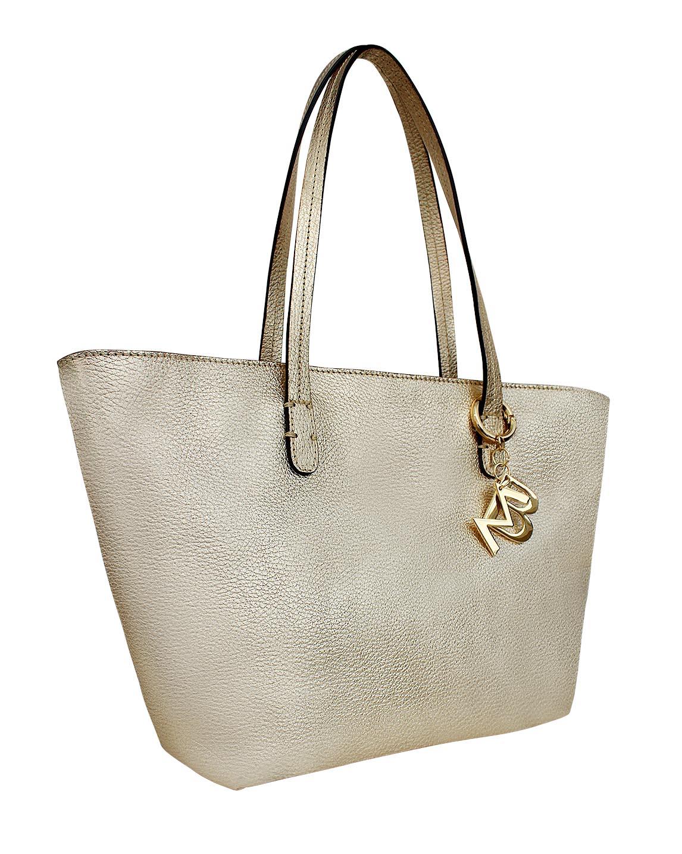 Cartera Tote Bags DS-2934 Color Oro