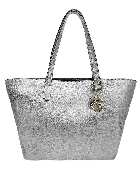Cartera Tote Bags DS-2934 Color Plata