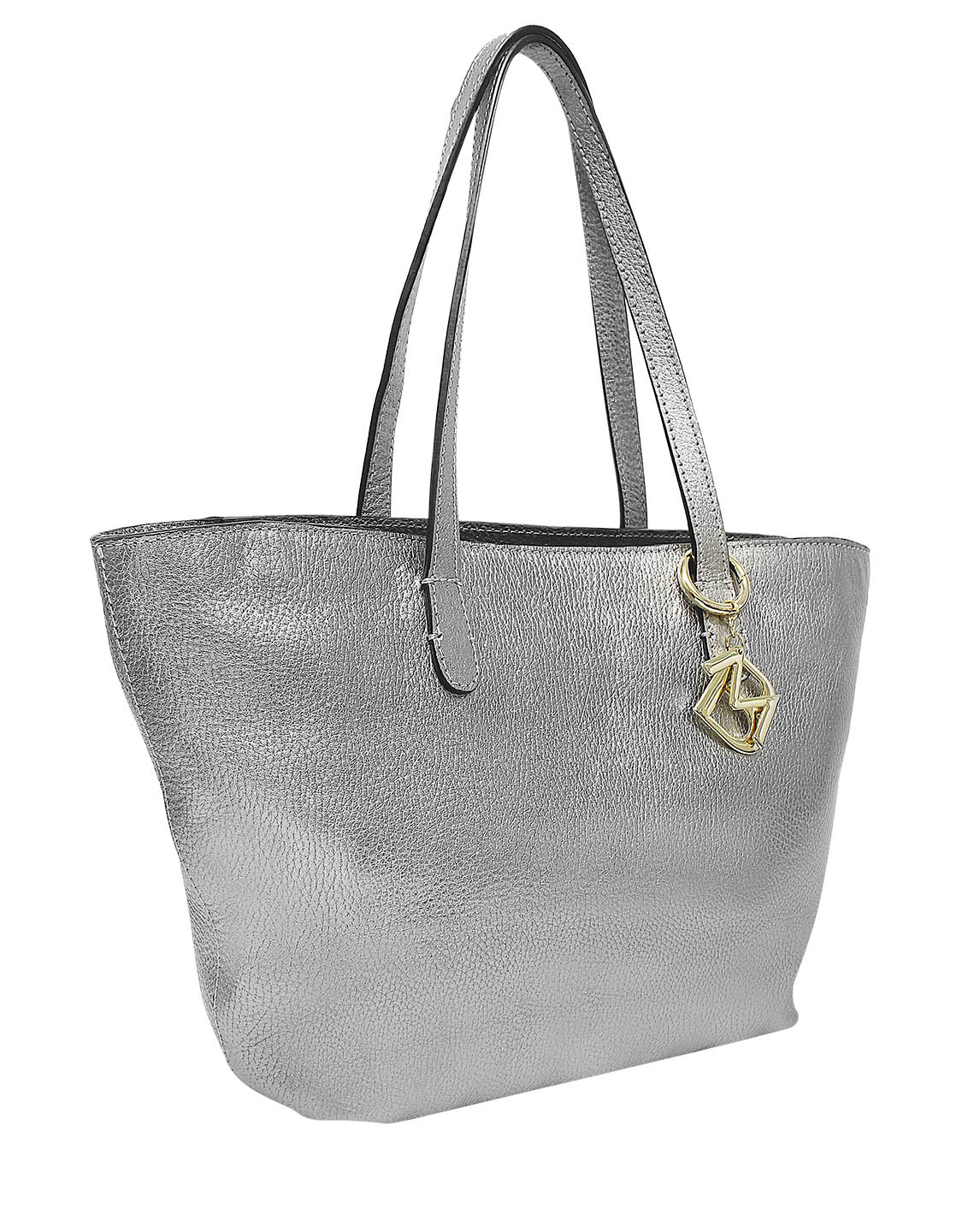 Cartera Tote Bags DS-2934 Color Plata