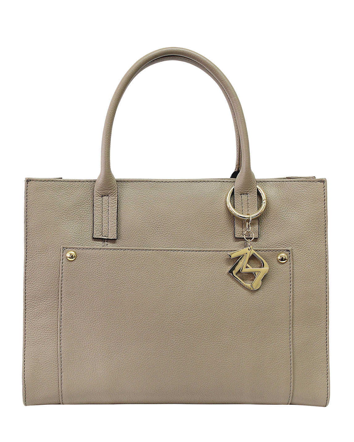 Cartera Tote Bags DS-2963 Color Visón
