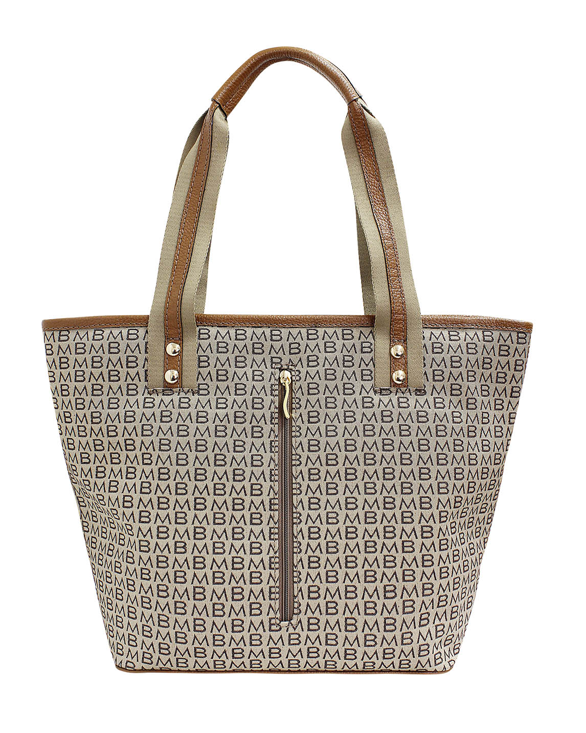 Cartera Tote Bags DS-2973 Color Natural