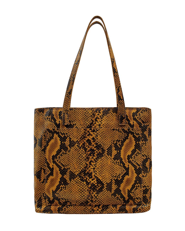 Cartera Tote Bags DS-2990 Color Amarillo