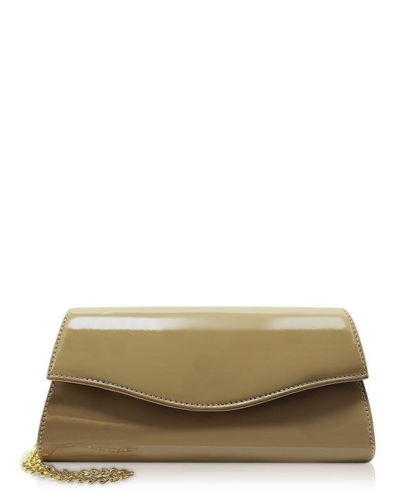 Carteras Clutch & Evening Bag DS-2472 Color Beige