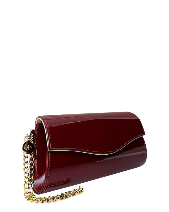 Carteras Clutch & Evening Bag DS-2472 Color Rojo