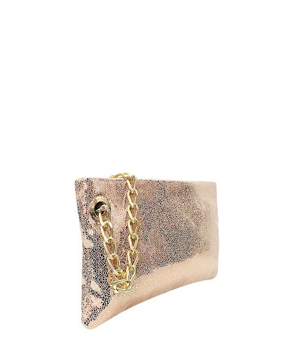 Carteras Clutch & Evening Bag DS-2799 Color Cobre
