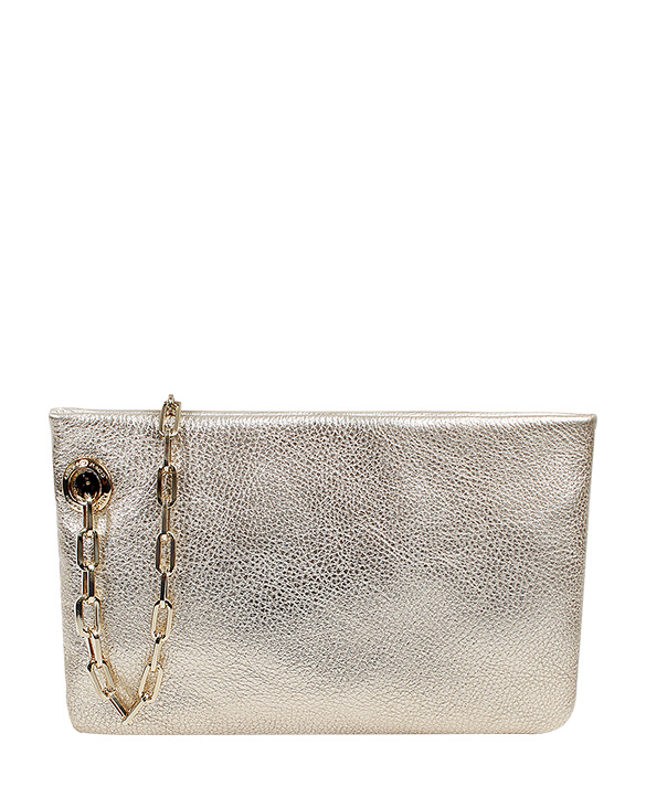 Carteras Clutch & Evening Bag DS-2799 Color Oro