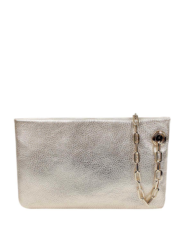 Carteras Clutch & Evening Bag DS-2799 Color Oro