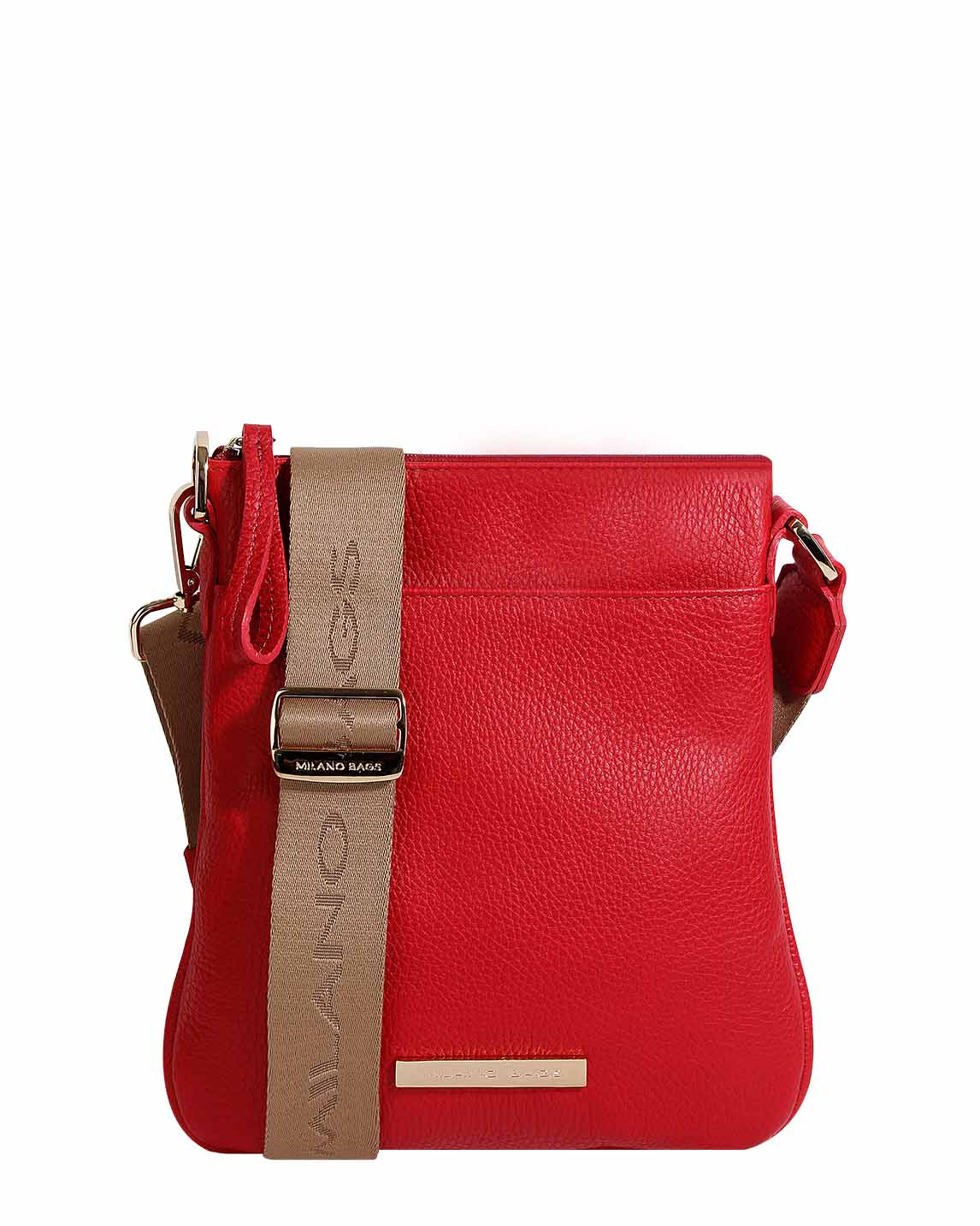 Carteras Crossbody DS-2629 Color Rojo