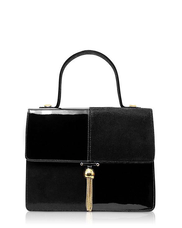 Carteras Satchel DS-2855 Color Negro