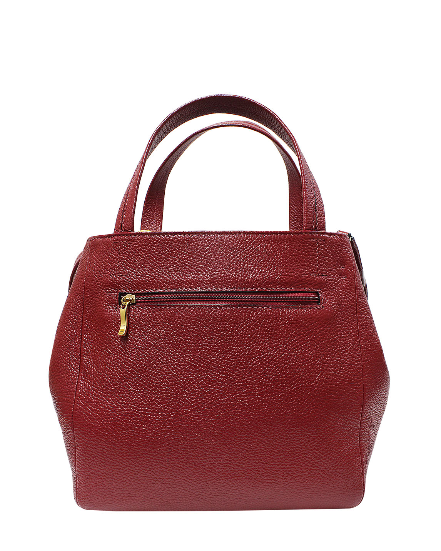 Carteras Tote Bags DS-2870 Color Rojo