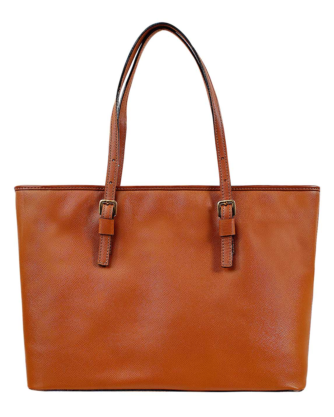 Carteras Tote Bags DS-2877 Color Natural