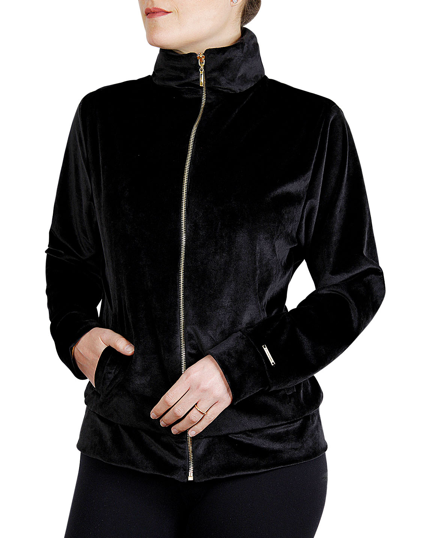 Casaca Plush CSP-0001 Color Negro