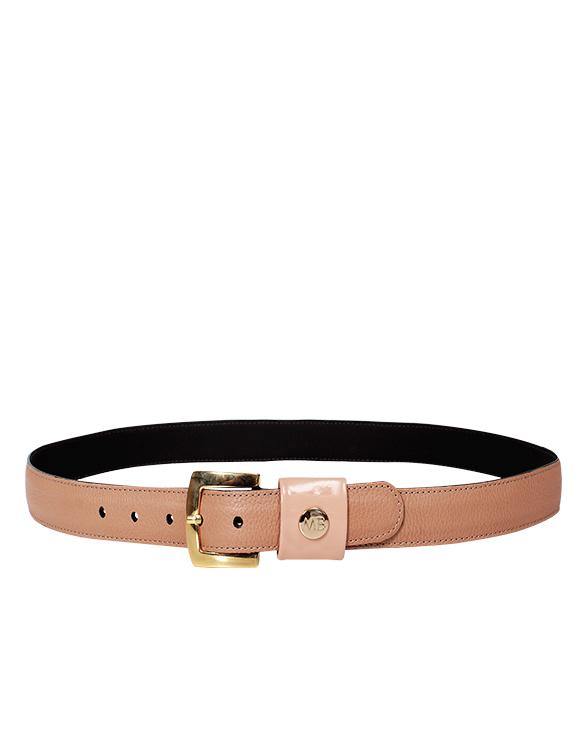 Cinturón Mujer S-0331 Color Rosa