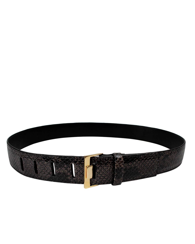 Cinturón Mujer S-0471 Color Gris