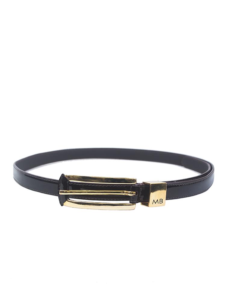 Cinturon Mujer S-345 color marron