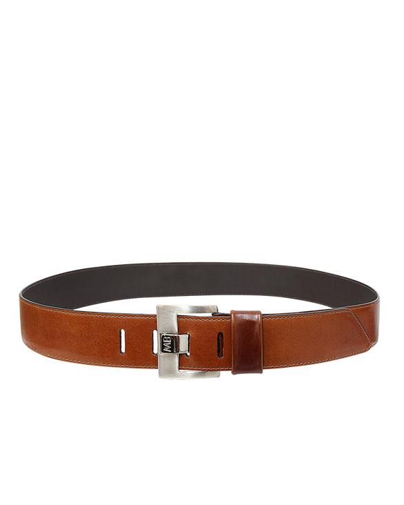 Cinturon Mujer S-400 Color Marrón