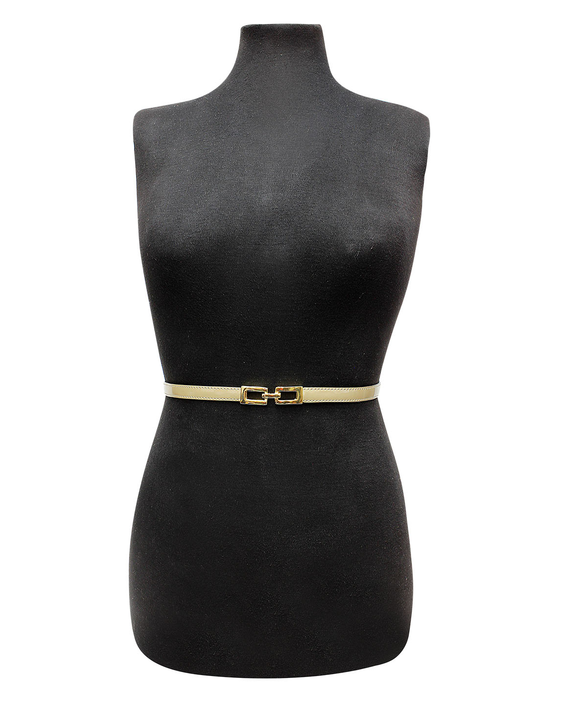Cinturon Mujer S-416 Beige