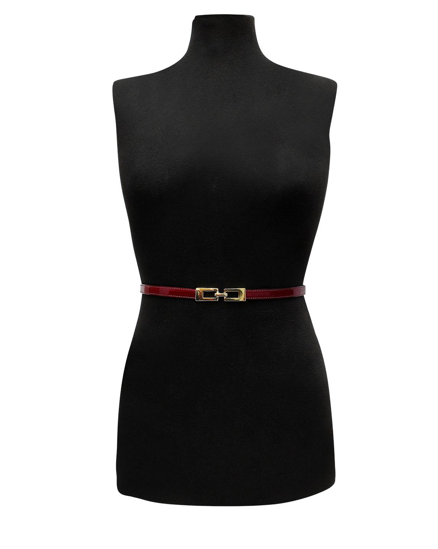 Cinturon Mujer S-416 Color Fucsia
