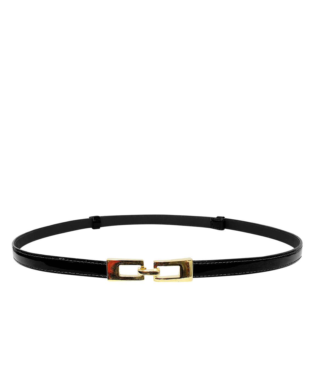 Cinturon Mujer S-416 Color Negro