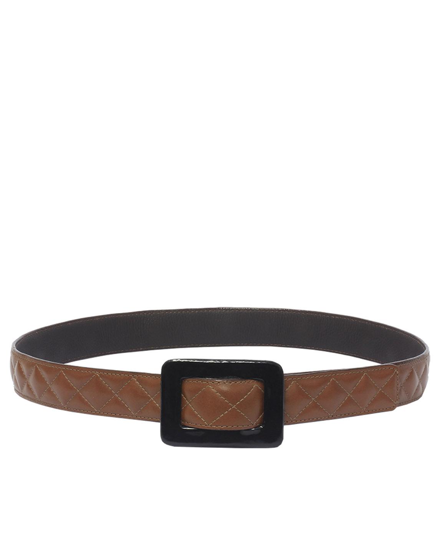 Cinturón Mujer S-449 Color Natural