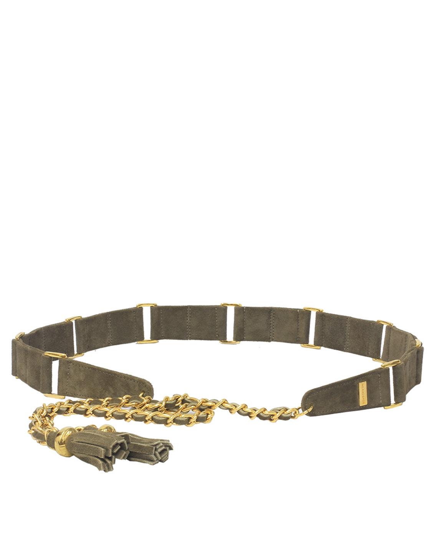 Cinturón Mujer S-467 Color Beige