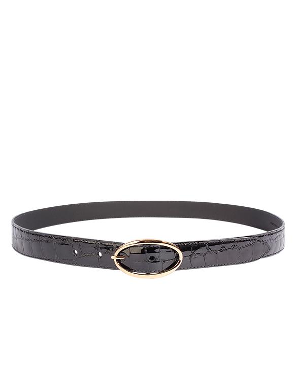 Cinturon Mujer S-507 Color Negro