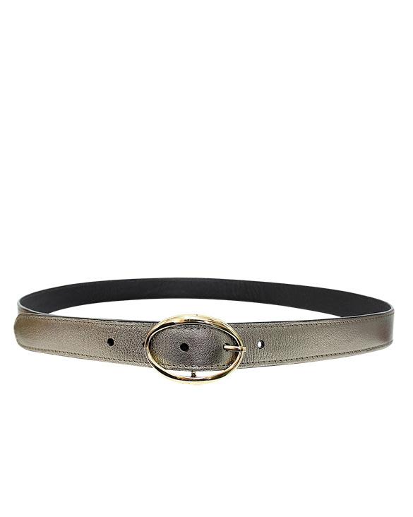 Cinturon Mujer S-507 Color Piuter