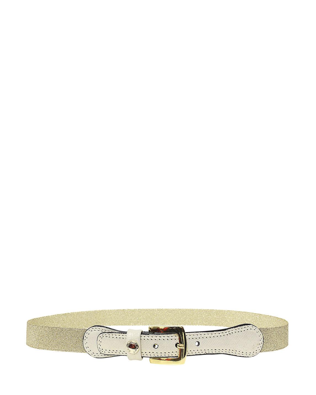 Cinturón Niña SN-0057 Color Oro