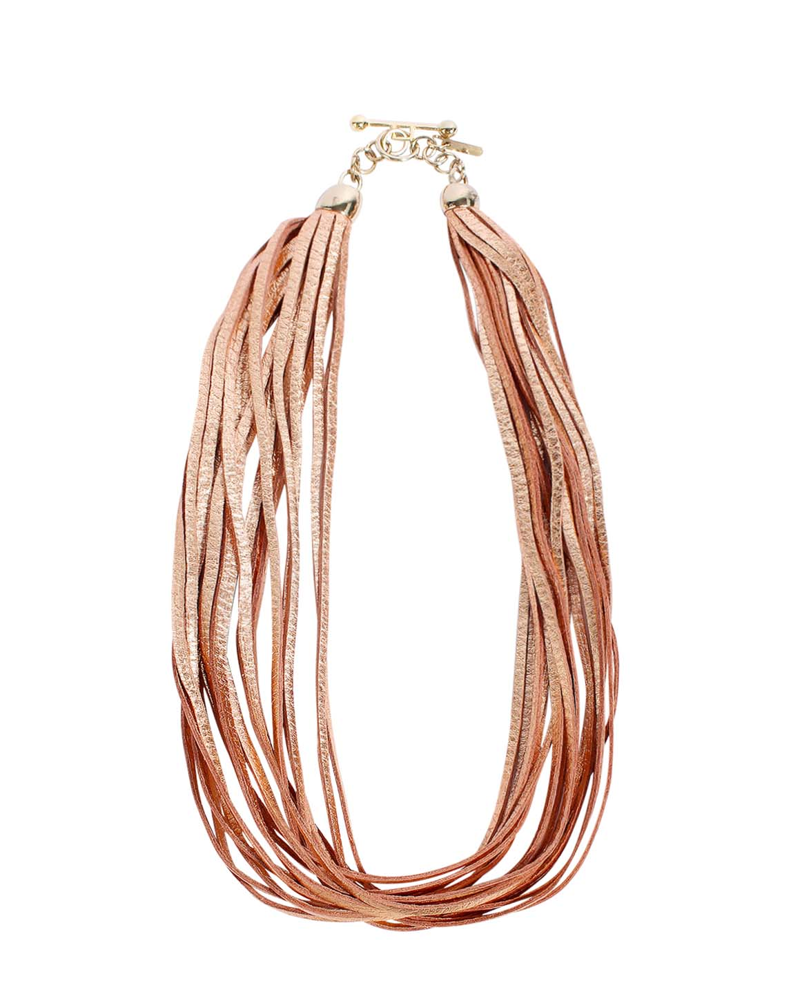 Collar-0014 Color Cobre