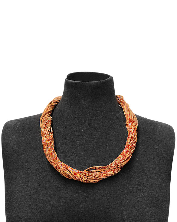 Collar-0014 Color Naranja