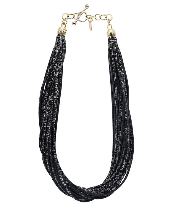 Collar-0014 Color Negro