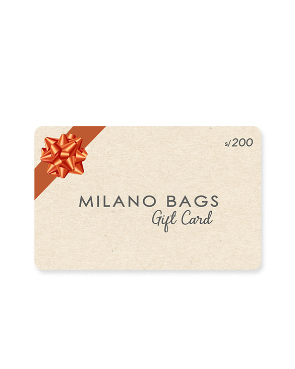 GIFT CARD 200 SOLES