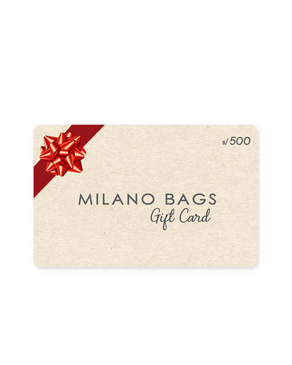 GIFT CARD 500 SOLES