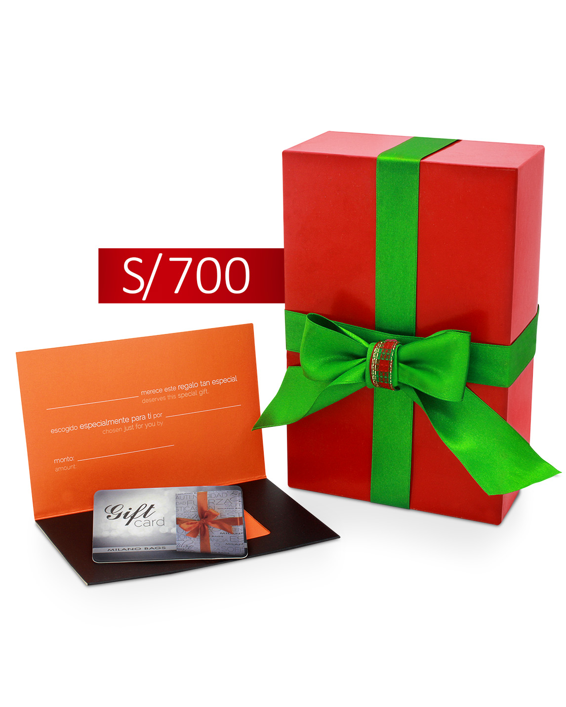 GIFT CARD 700 SOLES
