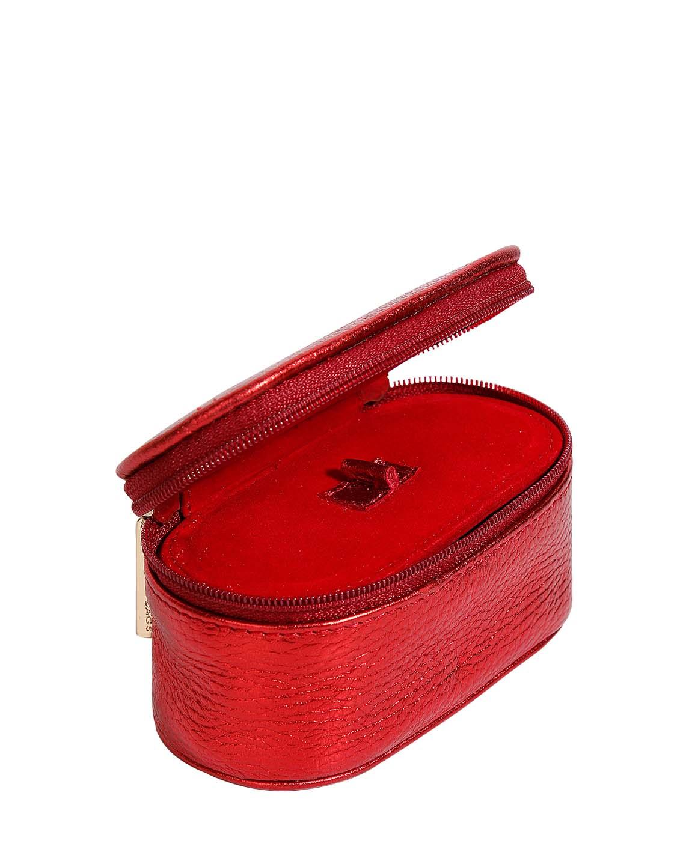 Joyero PJ-11 Color Rojo