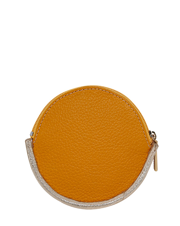 Monedero M-0030 Color Amarillo