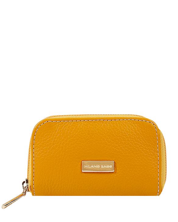 Monedero M-0057 Color Amarillo