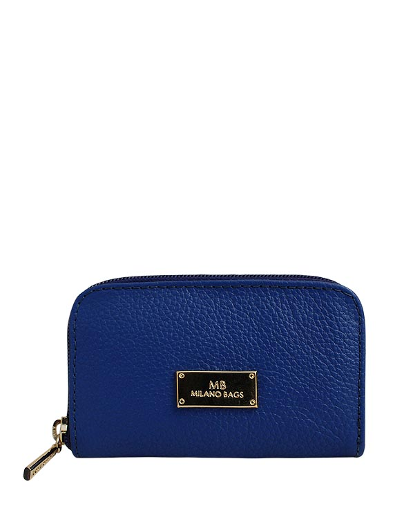 Monedero M-0057 Color Azul
