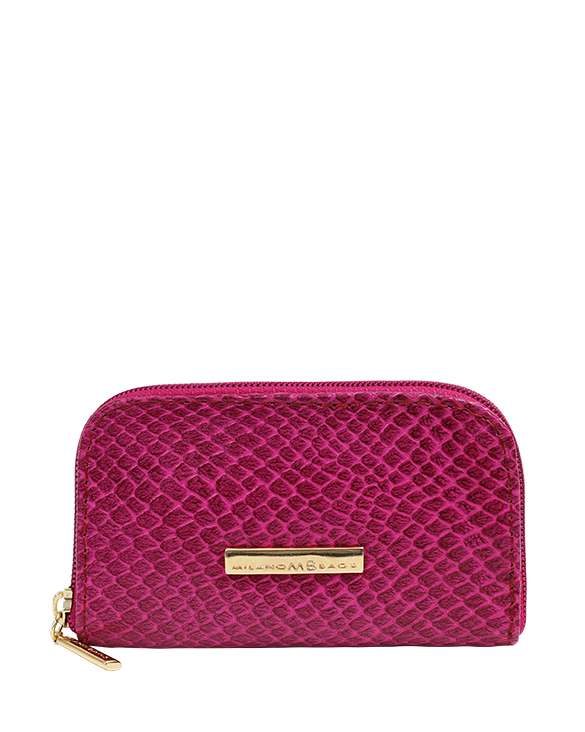 Monedero M-0057 Color Fucsia
