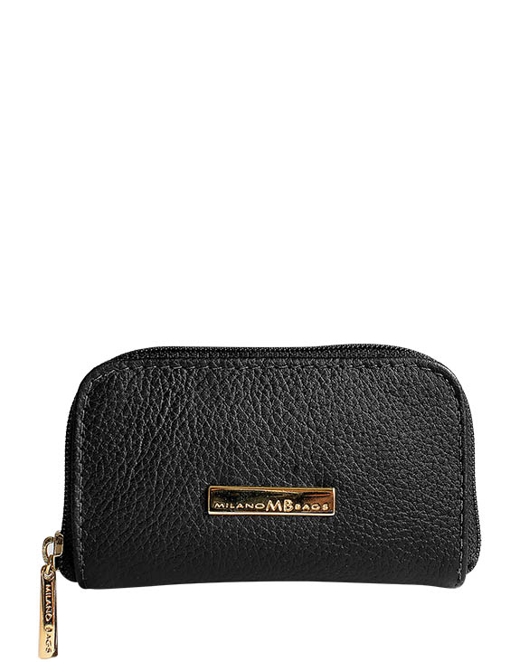 Monedero M-0057 Color Negro