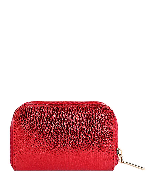 Monedero M-0057 Color Rojo