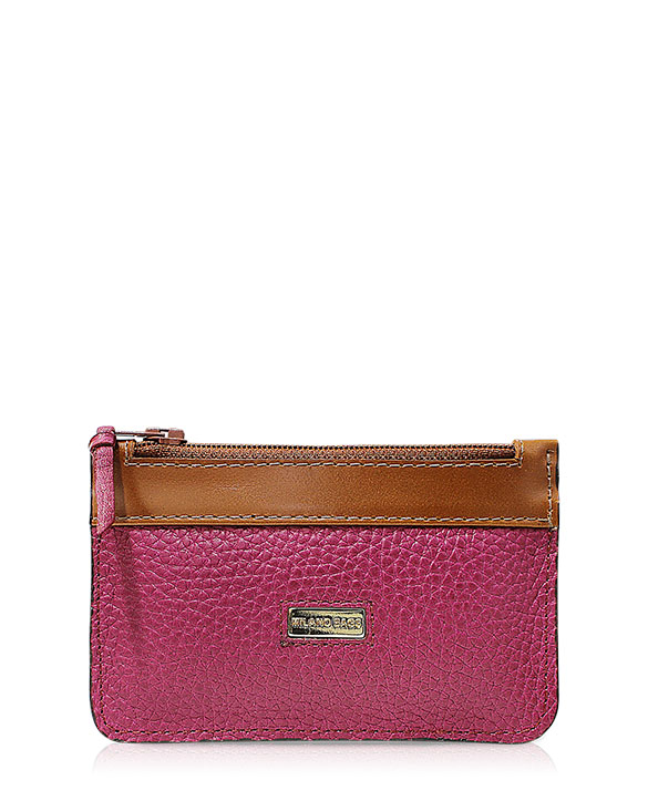 Monedero M-12 Color Fucsia