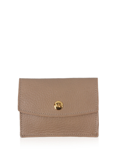 Monedero M-14 Color Beige